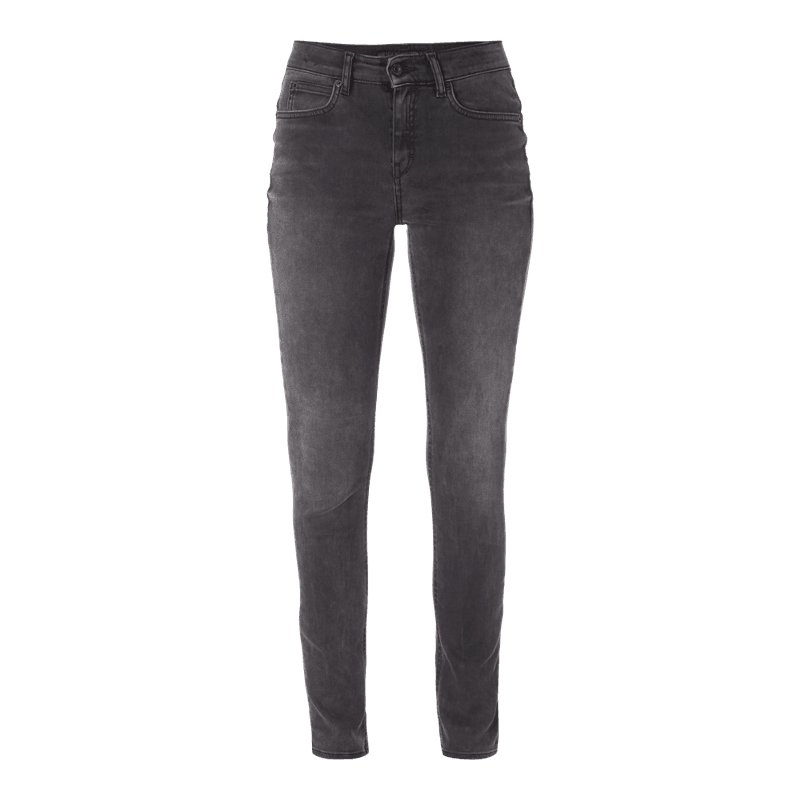 Coloured High Waist Skinny Fit Jeans