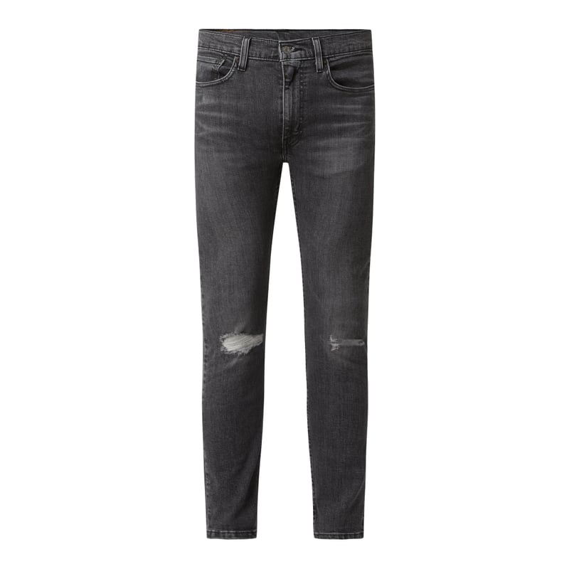 Extreme Skinny Fit Jeans mit Stretch Anteil Modell '519 Hi Ball'
