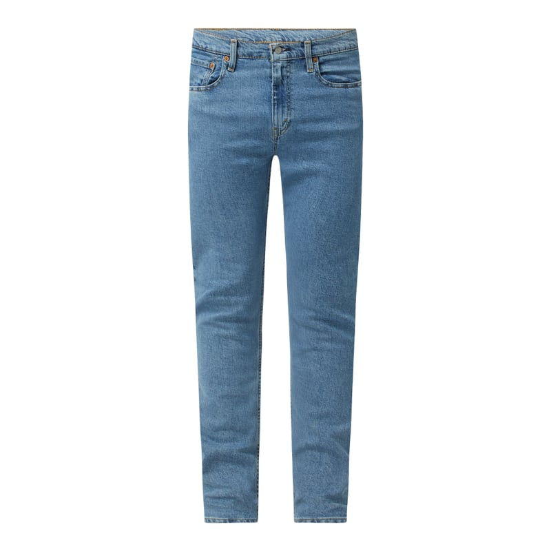 Slim Tapered Fit Jeans mit Lyocell Anteil Modell '512 Lo ball'