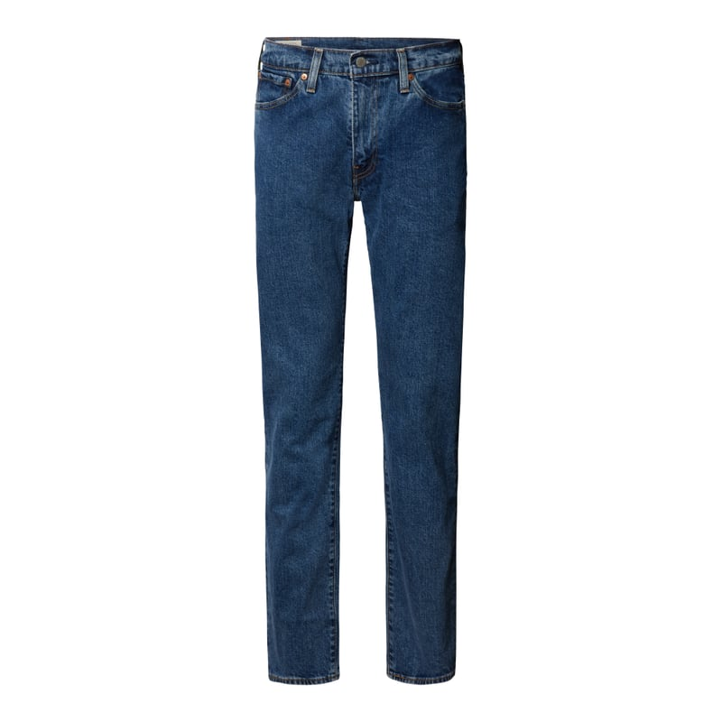 Straight Fit Jeans mit Stretch Anteil Modell '514'