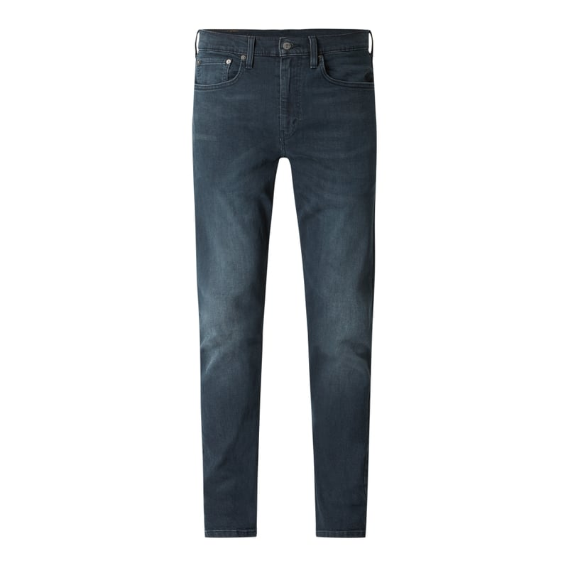 Tapered Fit Jeans aus Baumwolle Modell '502'