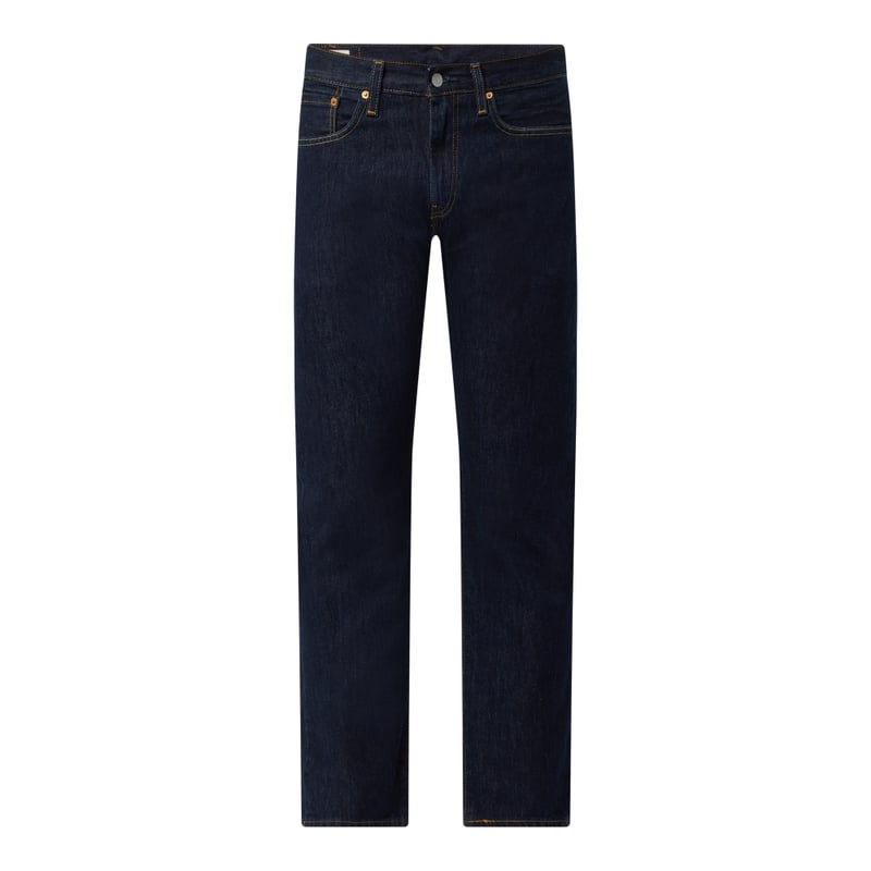 Tapered Fit Jeans aus Baumwolle Modell '502' 'Water Less™'