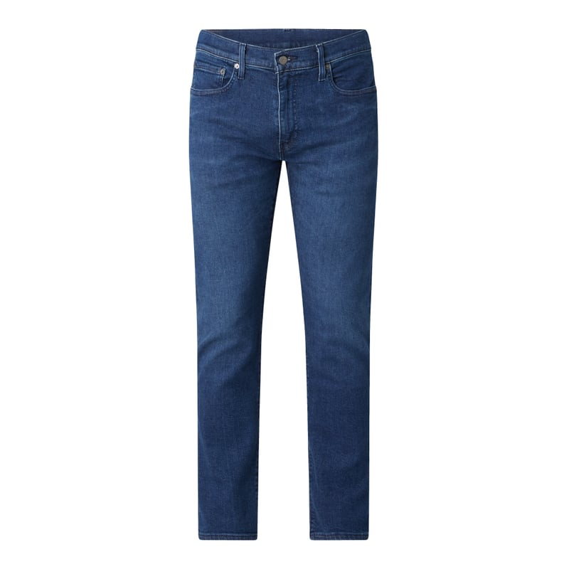 Tapered Fit Jeans mit Lyocell Anteil Modell '502'