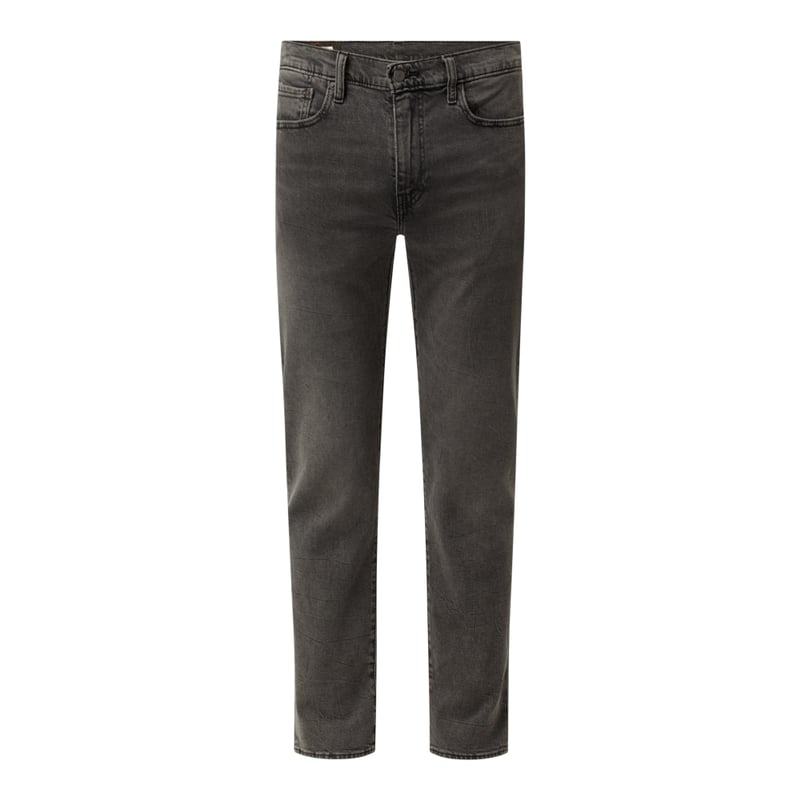 Tapered Fit Jeans mit Stretch Anteil Modell '502'