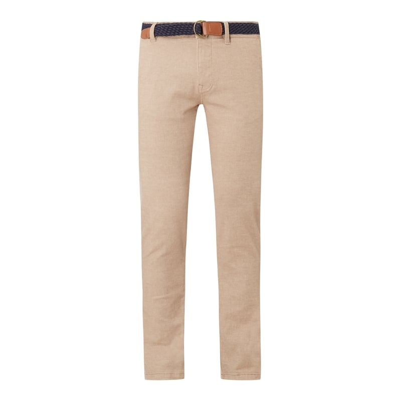 REVIEW Chino met stretch
