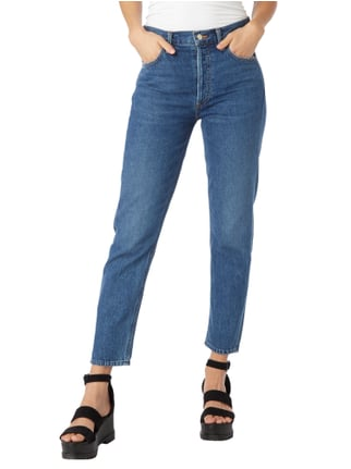 A Gold E Loose Fit Jeans im Used Look Jeans - 1