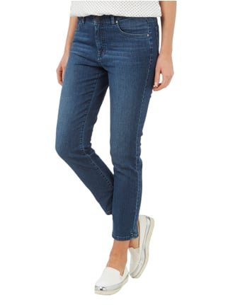 Angels Stone Washed 5-Pocket-Jeans Jeans meliert - 1