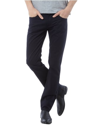 Baldessarini Coloured Regular Fit Jeans Marineblau - 1