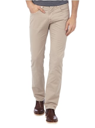 Baldessarini Coloured Regular Fit Jeans Sand - 1