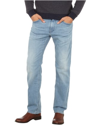 Boss Green Stone Washed Regular Fit Jeans Jeans - 1