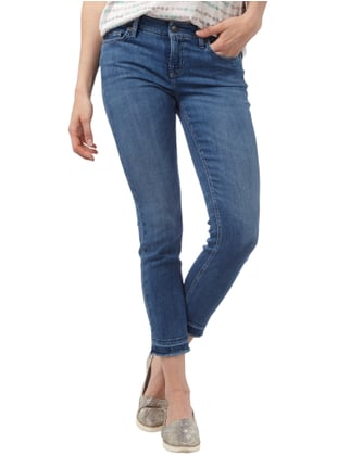Cambio Normal Rise Stone Washed Jeans - verkürzt Jeans - 1