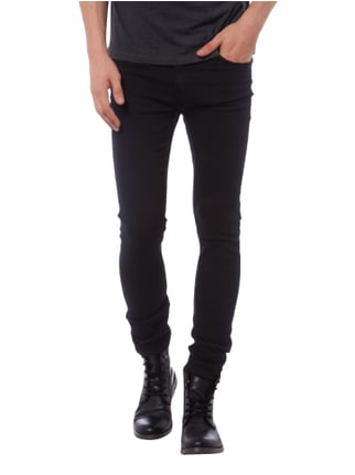 Cheap Monday Skinny Fit 5-Pocket-Jeans Anthrazit - 1