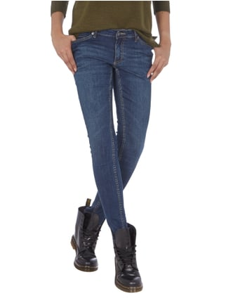 Cheap Monday Stone Washed Jeans im Skinny Fit Jeans - 1