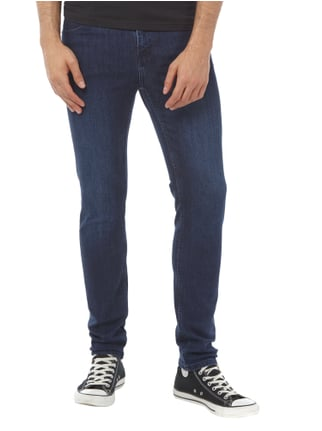 Cheap Monday Stone Washed Slim Fit 5-Pocket-Jeans Jeans - 1