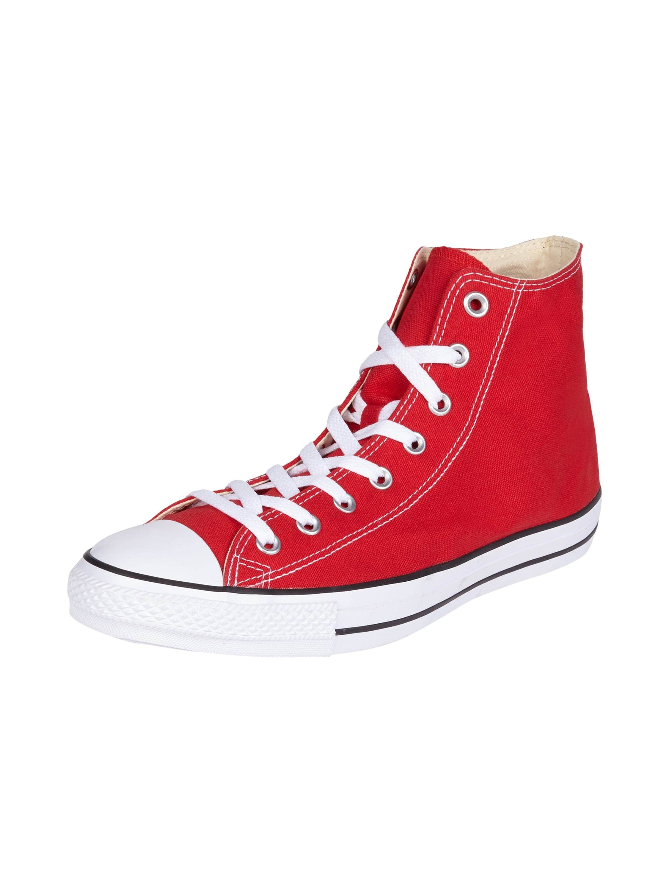 converse chucks aus canvas von converse in rot online. Black Bedroom Furniture Sets. Home Design Ideas