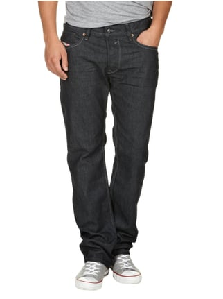Diesel Rinsed Washed Jeans Jeans - 1