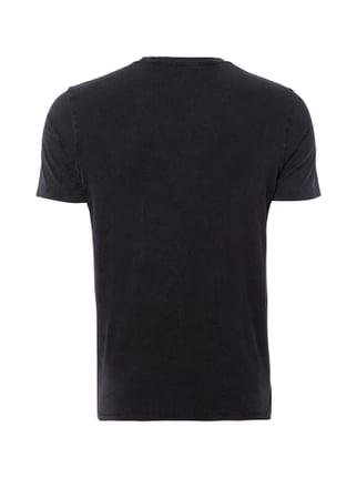 Drykorn T-Shirt im Washed Out-Look Anthrazit - 1