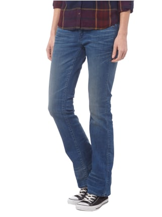 G-Star Raw Mid Bootcut Jeans im Stone Washed-Look Jeans - 1