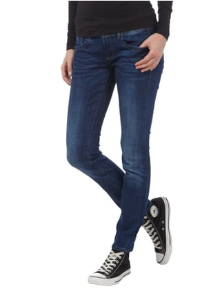 G-Star Raw Skinny Fit Jeans im Stone Washed-Look Jeans - 1
