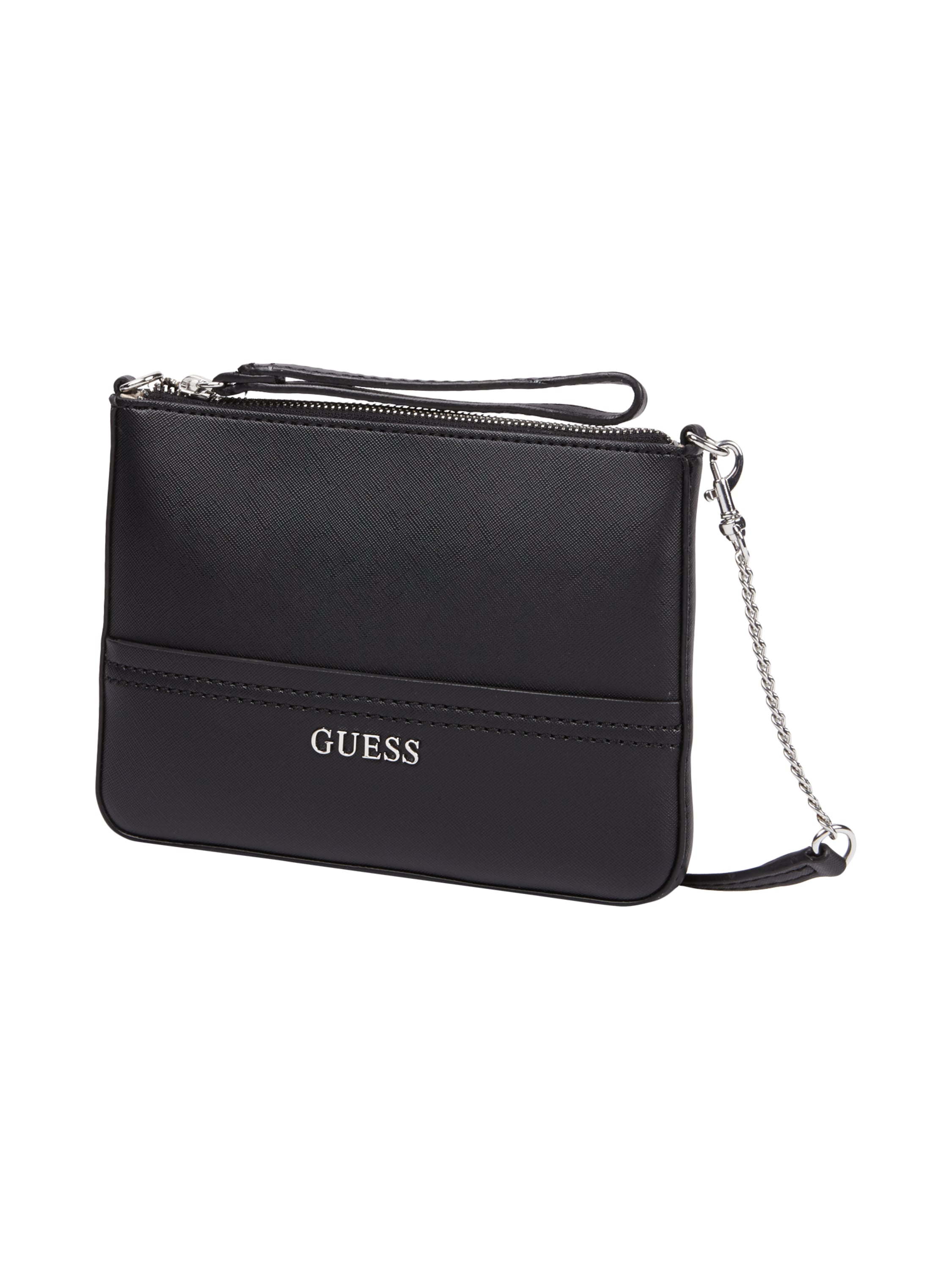 guess crossbody bag 39 delaney 39 mit abnehmbarem. Black Bedroom Furniture Sets. Home Design Ideas
