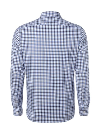 Paul Rosen Men Regular Fit Freizeithemd mit Button-Down-Kragen Blau - 1