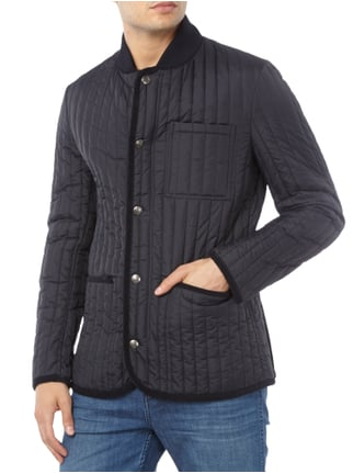 Paul Rosen Men Steppjacke mit Thermore®-Isolierung Marineblau - 1