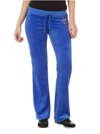 Juicy Couture Sweatpants aus Nicki Blau - 1