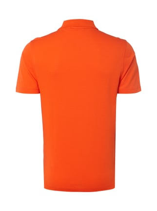 Lacoste Poloshirt mit Logo-Badge Orange - 1