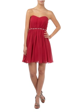 Laona Cocktailkleid mit Bustier in Rot - 1