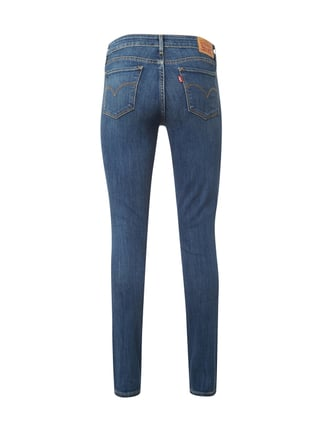 Levi's® Skinny Fit Stone Washed Jeans Jeans meliert - 1