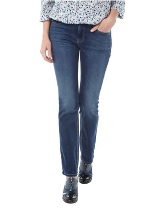 MAC Stone Washed 5-Pocket-Jeans Jeans meliert - 1