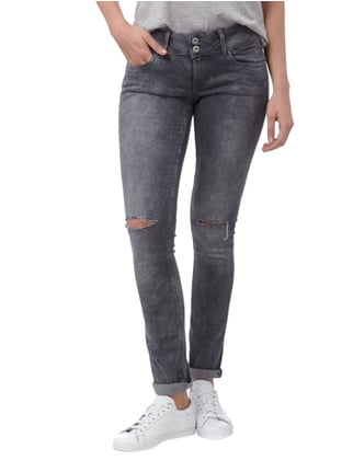 Pepe Jeans Coloured Jeans im Destroyed Look Jeans - 1