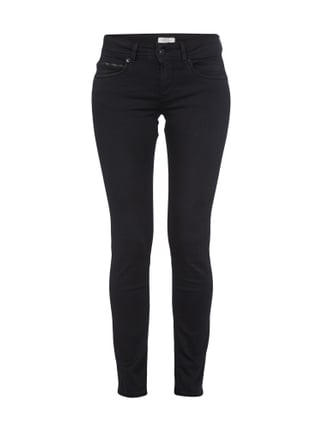 Slim Fit Coloured Denim Jeans Grau / Schwarz - 1