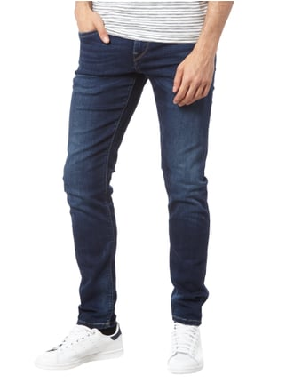 Pepe Jeans Stone Washed Low Waist Jeans im Slim Fit Jeans - 1