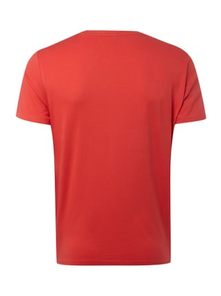 s.Oliver T-Shirt mit Print Rot - 1