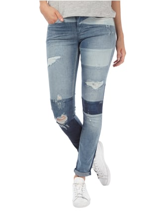 Maison Scotch Skinny Jeans im Destroyed Look Jeans - 1