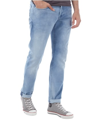 Scotch & Soda Stone Washed Jeans mit Knopfleiste Jeans - 1
