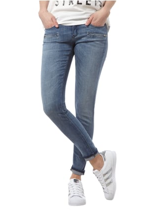 Maison Scotch Stone Washed Skinny Jeans Jeans - 1