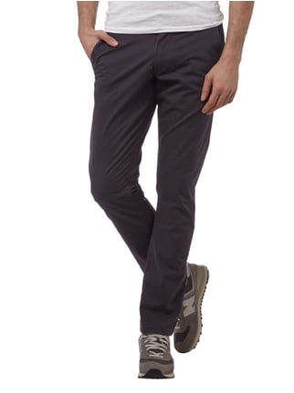 Selected Homme Chino mit Stretch-Anteil Anthrazit - 1