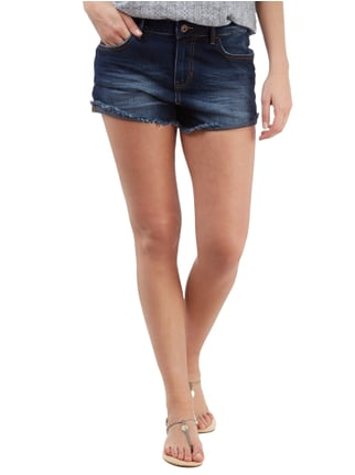 Tom Tailor Denim Stone Washed Jeansshorts Jeans - 1