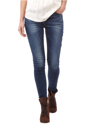 Vero Moda Skinny Fit 5-Pocket-Jeans im Stone Washed-Look Jeans - 1
