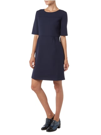 Weekend Max Mara Kleid mit 1/2-Arm in Blau / Türkis - 1