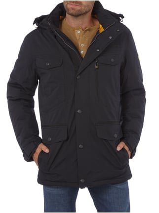 Wellensteyn Chester Winter 04 Funktionsjacke mit Kapuze Marineblau - 1