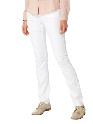 Angels Coloured Straight Fit Jeans Weiß - 1
