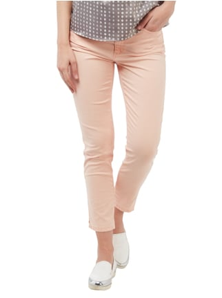 Angels Slim Fit 5-Pocket-Hose im Washed Out-Look Apricot - 1