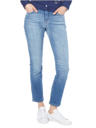 Angels Stone Washed Jeans mit Stretch-Anteil Jeans meliert - 1
