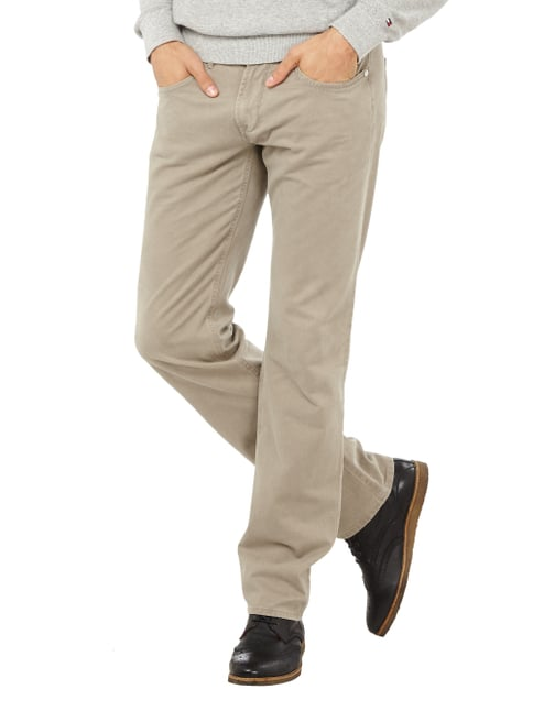 Baldessarini Coloured Regular Fit Jeans Beige - 1