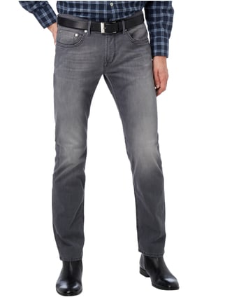 Baldessarini Coloured Regular Fit Jeans Mittelgrau - 1