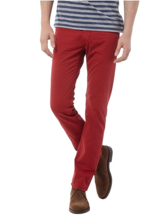 Baldessarini Coloured Regular Fit Jeans Rot - 1