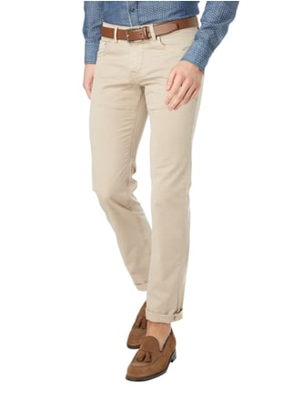 Baldessarini Regular Fit 5-Pocket-Hose Kitt - 1